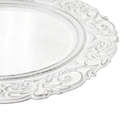Charger Plate - Aristocrat - White 4.png