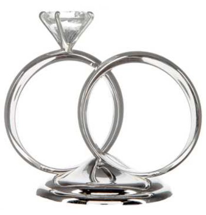 Cake Topper - Silver Diamond Ring - Fit.png